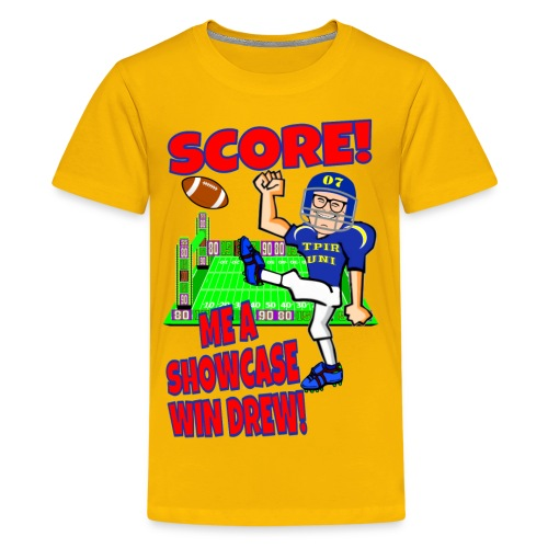 TV Game Show Contestant - TPIR (The Price Is...) - Kids' Premium T-Shirt