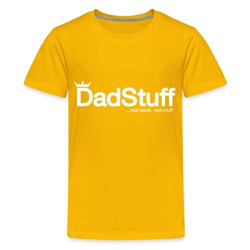 DadStuff Full View - Kids' Premium T-Shirt