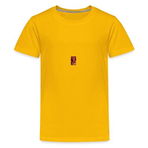 Dragon anger - Kids' Premium T-Shirt