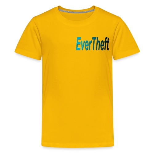 Clear Logo - Kids' Premium T-Shirt
