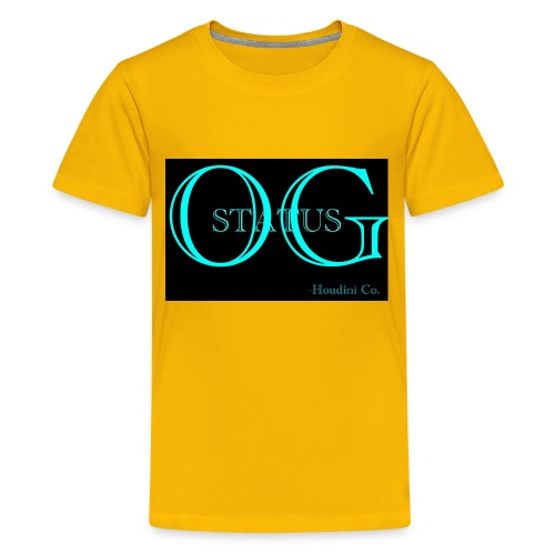 OG Status - Kids' Premium T-Shirt