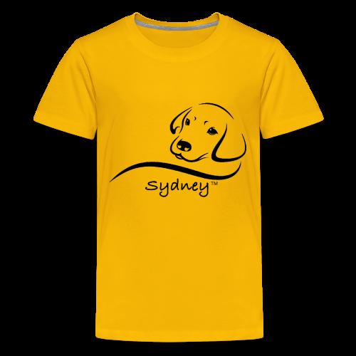 Classic Sydney Head - Kids' Premium T-Shirt
