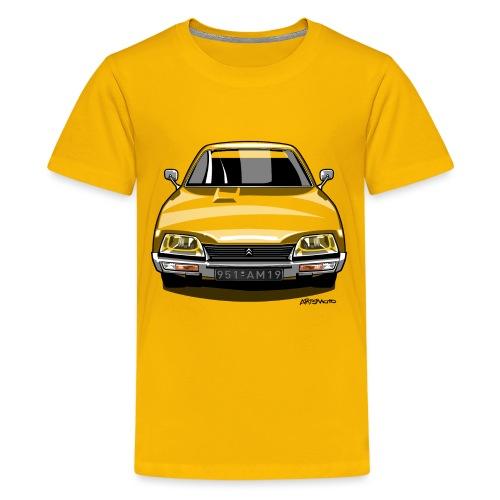 French CX 2200 - Kids' Premium T-Shirt