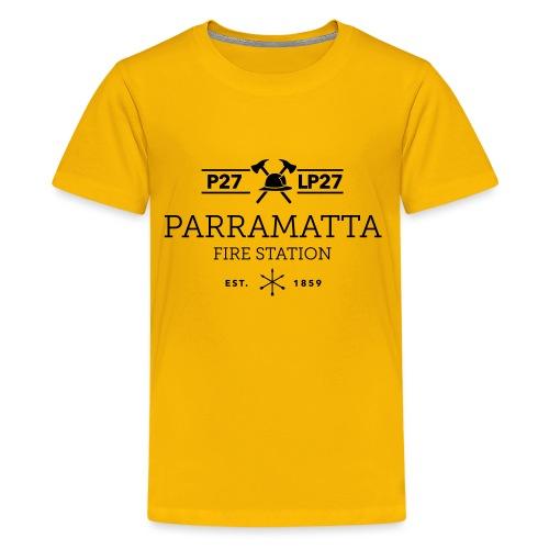 Parramatta Fire Station B - Kids' Premium T-Shirt