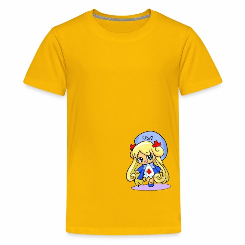 Nurse Nim - Kids' Premium T-Shirt