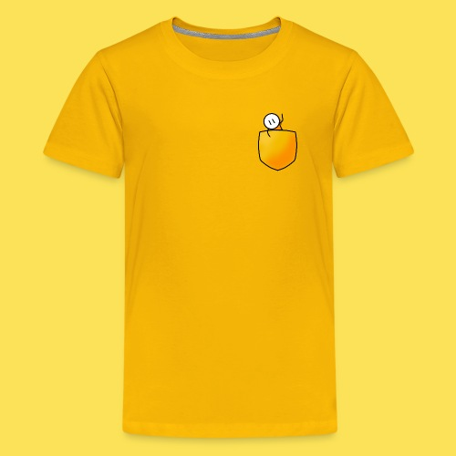 Pocket - Kids' Premium T-Shirt