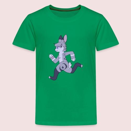 Breezy Bunny - Kids' Premium T-Shirt