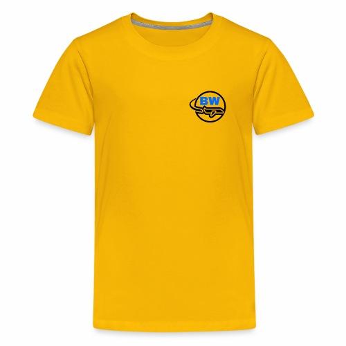 BW Logo - Kids' Premium T-Shirt