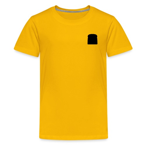 Black Bread Design - Kids' Premium T-Shirt
