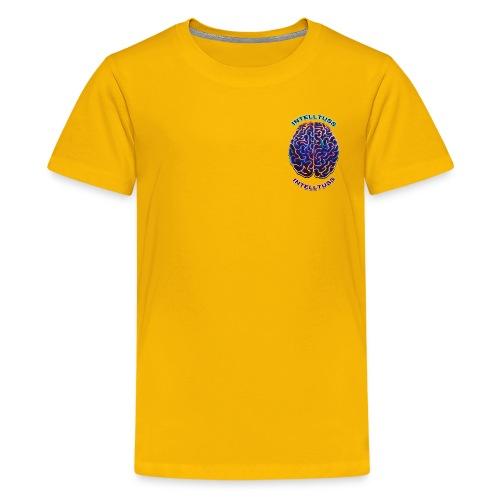 IntellTuss Shirt (pocket design) - Kids' Premium T-Shirt
