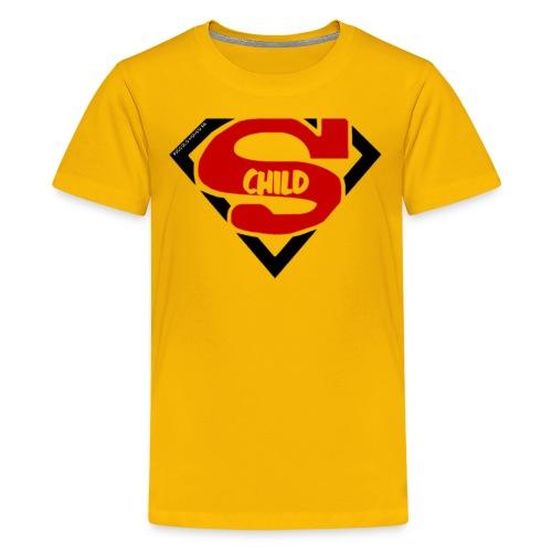 Super Kid - Kids' Premium T-Shirt