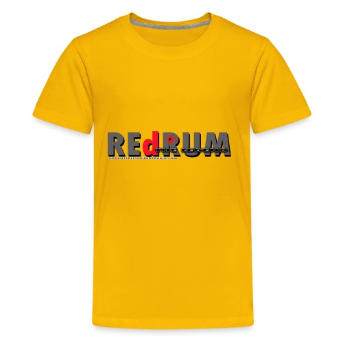 redrum LEGEND t shirt logo 1 - Kids' Premium T-Shirt