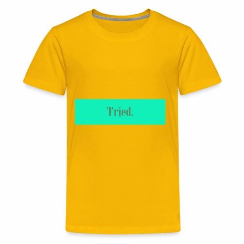 tried coths - Kids' Premium T-Shirt