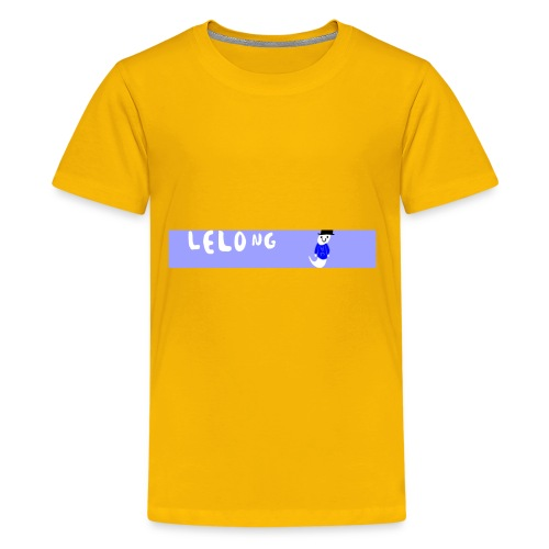 Lelong With Character - Kids' Premium T-Shirt