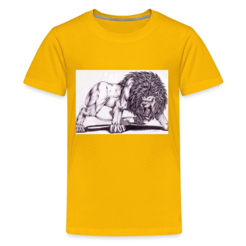 Lion Tee - Kids' Premium T-Shirt