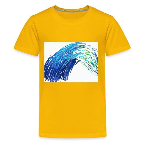 53F78497 64C8 4D35 9B47 1BAB160C99DC - Kids' Premium T-Shirt