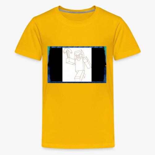 broer steve shirt - Kids' Premium T-Shirt