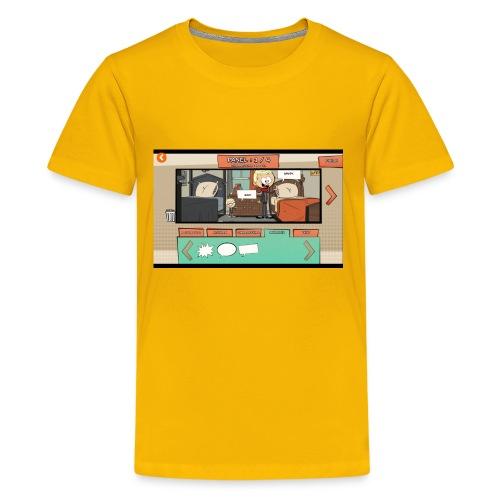 Teh comic - Kids' Premium T-Shirt