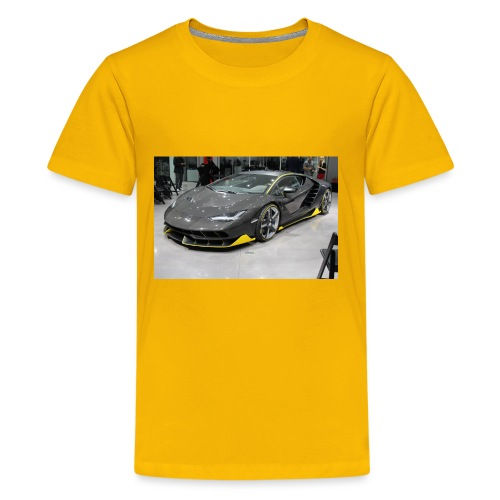 Lamborghini Centenario front three quarter e146585 - Kids' Premium T-Shirt