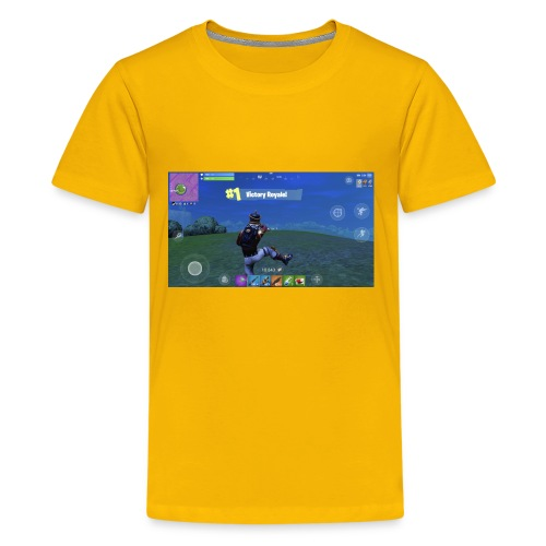 My First Win! - Kids' Premium T-Shirt