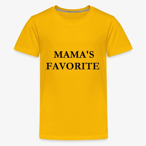 MAMAS FAVORITE - Kids' Premium T-Shirt