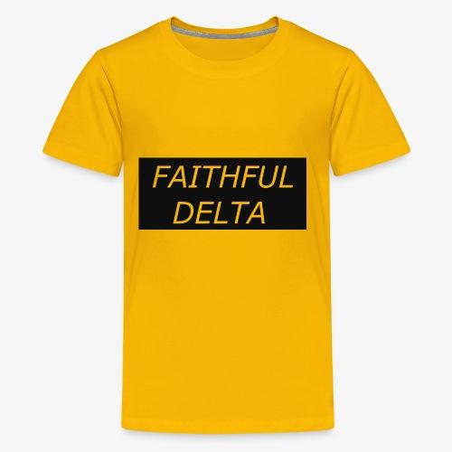 Faithful - Kids' Premium T-Shirt