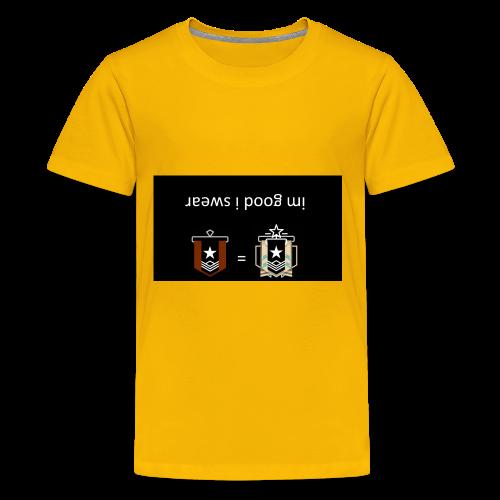 imgudiswear - Kids' Premium T-Shirt