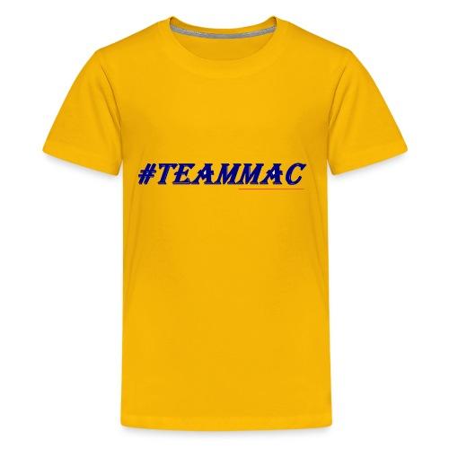 #TEAMMAC - Kids' Premium T-Shirt