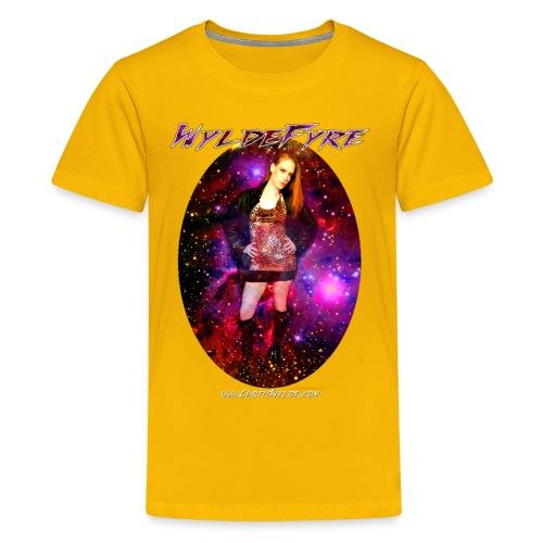 WyldeFyre (Design 3) - Kids' Premium T-Shirt