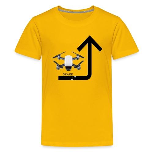 Spark Up - Kids' Premium T-Shirt