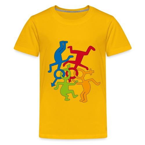 loveislove - Kids' Premium T-Shirt