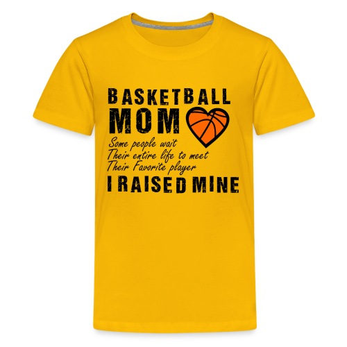 Basketball 113A - Kids' Premium T-Shirt