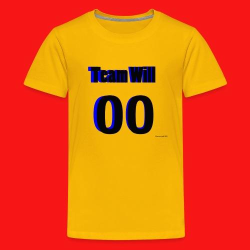 Team Will - Kids' Premium T-Shirt
