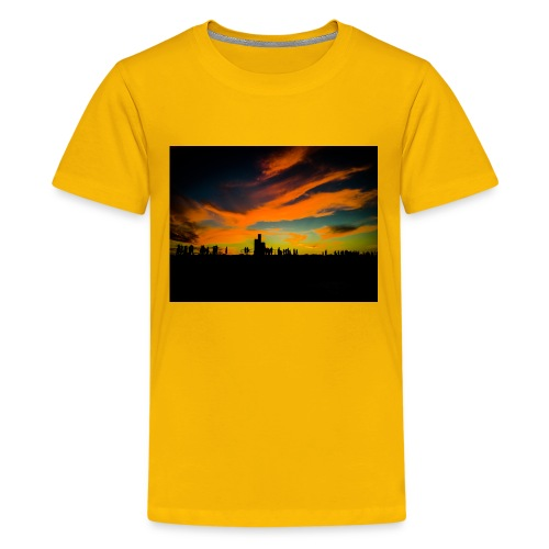 Cottesloe Beach - Kids' Premium T-Shirt