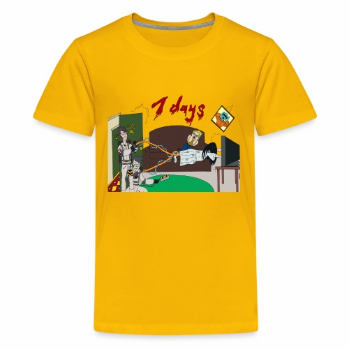 7 Day Bust - Kids' Premium T-Shirt
