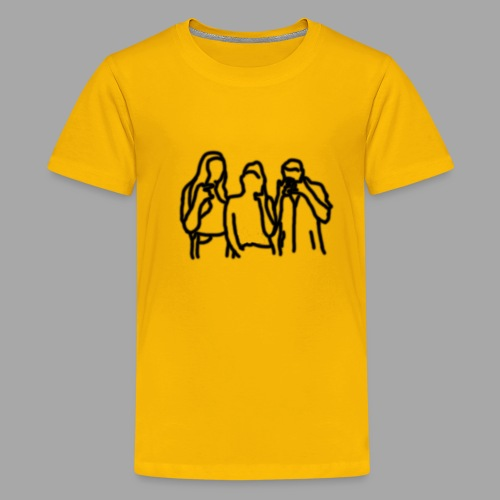 Bad Bitches - Kids' Premium T-Shirt