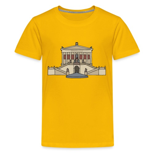 National Gallery BERLIN - Kids' Premium T-Shirt