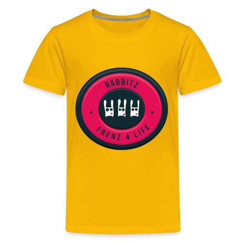 Rabbitz - Frenz 4 Life! - Kids' Premium T-Shirt