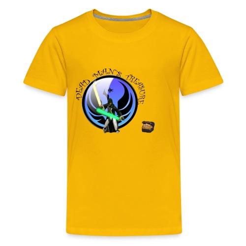 Dead Man's Treasure - Kids' Premium T-Shirt