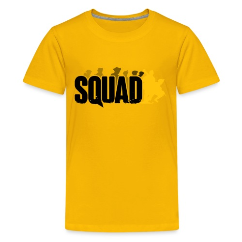 cv sqoud - Kids' Premium T-Shirt