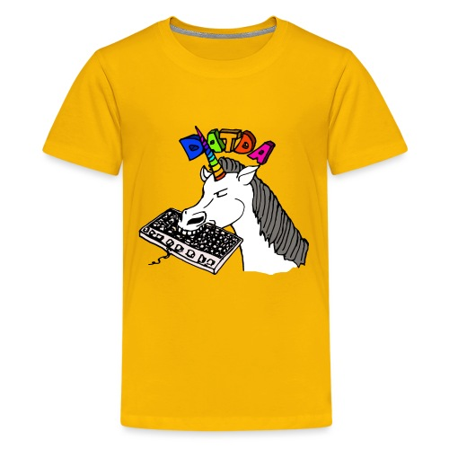 Sir Charles Bitcorn the NightTerror - Kids' Premium T-Shirt