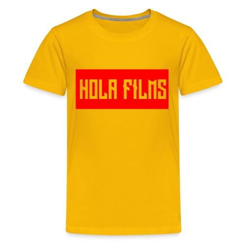 OfficialHolaDesign1 - Kids' Premium T-Shirt