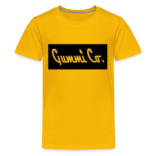Gummi Co. Logo - Kids' Premium T-Shirt