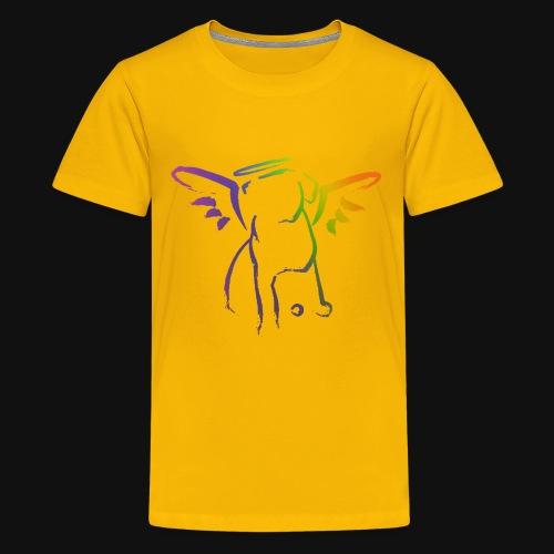 Angel Pup - Kids' Premium T-Shirt