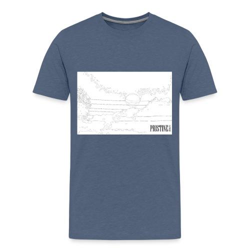 SunLines - Kids' Premium T-Shirt