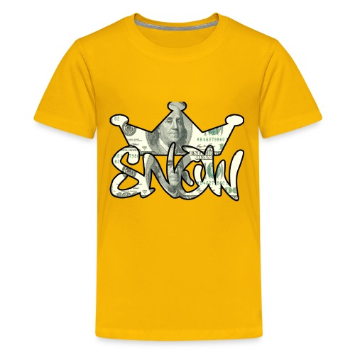 Snow Boss Life - Kids' Premium T-Shirt