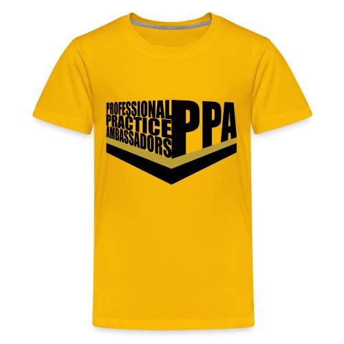 PPA logo 1 - Kids' Premium T-Shirt
