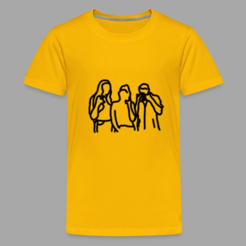 Bad Bitches - Kids' Premium T-Shirt