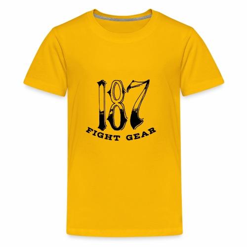 Trevor Loomes 187 Fight Gear Logo Best Sellers - Kids' Premium T-Shirt