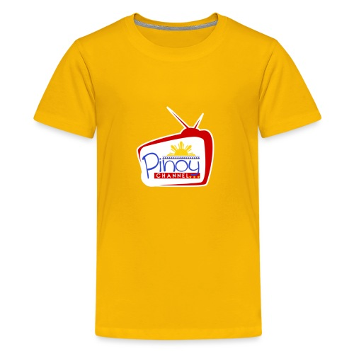 Pinoy Channel Logo - Kids' Premium T-Shirt